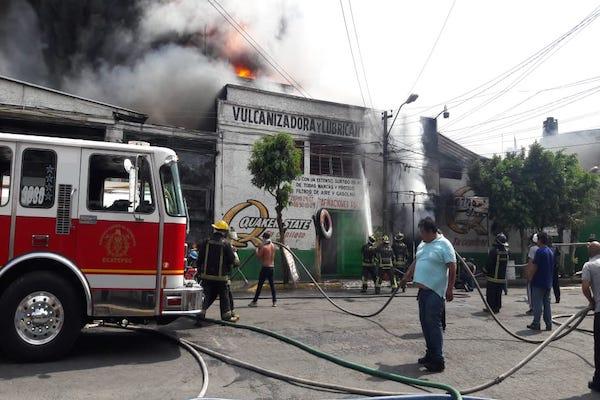 Incendio-vulcanizadora-El-Chamizal-Ecatepec