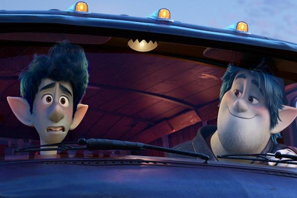 Onward nueva cinta de Pixar