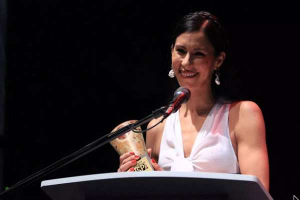 """La bailarina resaltó que es una gran emoción """"recibir este reconocimiento que voy a llevar con mucho orgullo"""