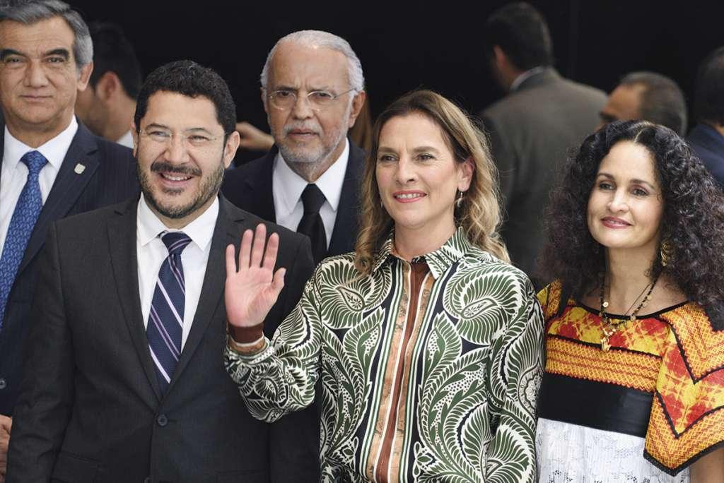 """Corresponde legítimamente a un partido político nacional la existencia de este grupo"""".Afirma Martí Batres. FOTO: ESPECIAL"""