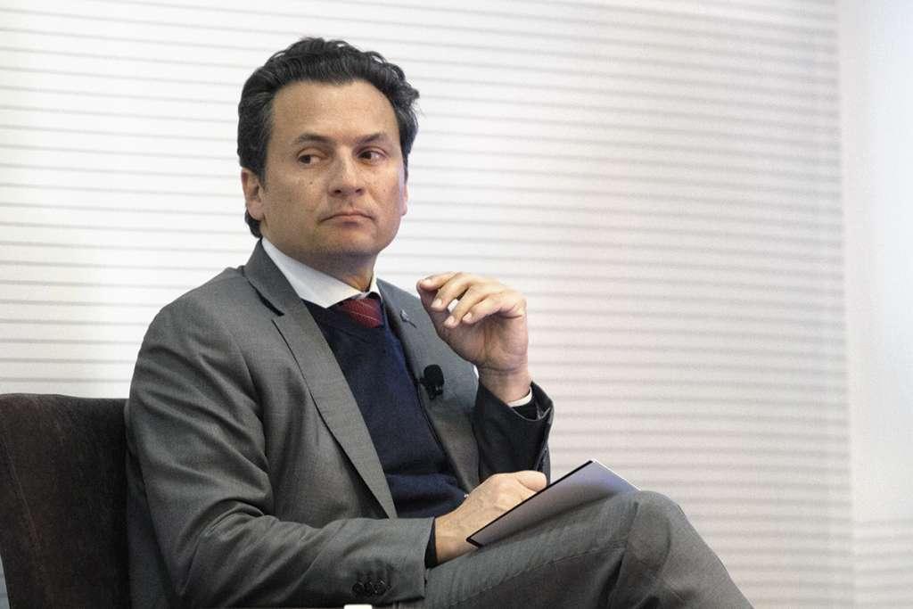 Emilio Lozoya Austin está acusado de lavado de dinero y cohecho por la Fiscalía General de la República.FOTO: ESPECIAL