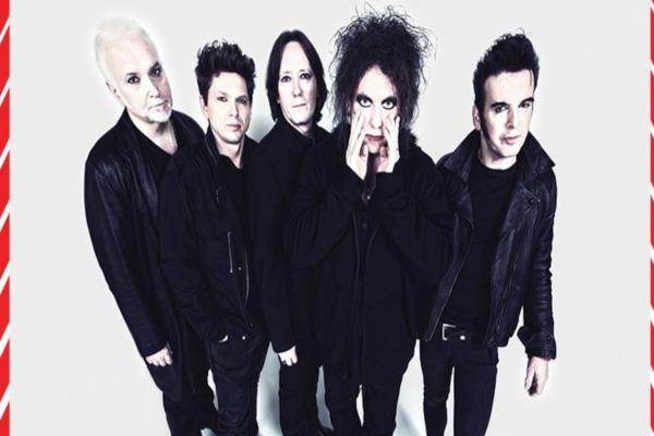 The Cure concierto