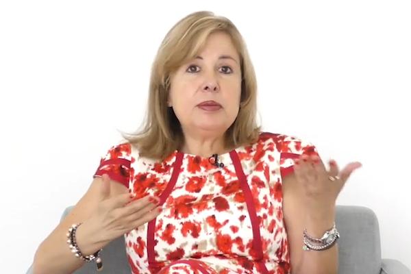 Rocío Arocha explica la relación entre madres e hijos