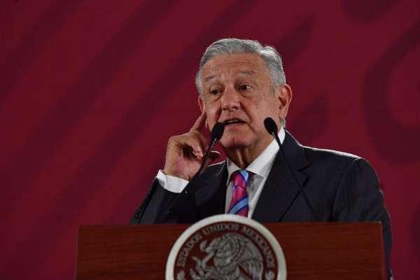 """El presidente López Obrador señala en la carta """"No creo en la Ley del Talión, en el 'diente por diente', ni en el 'ojo por ojo'. FOTO: ESPECIAL"""