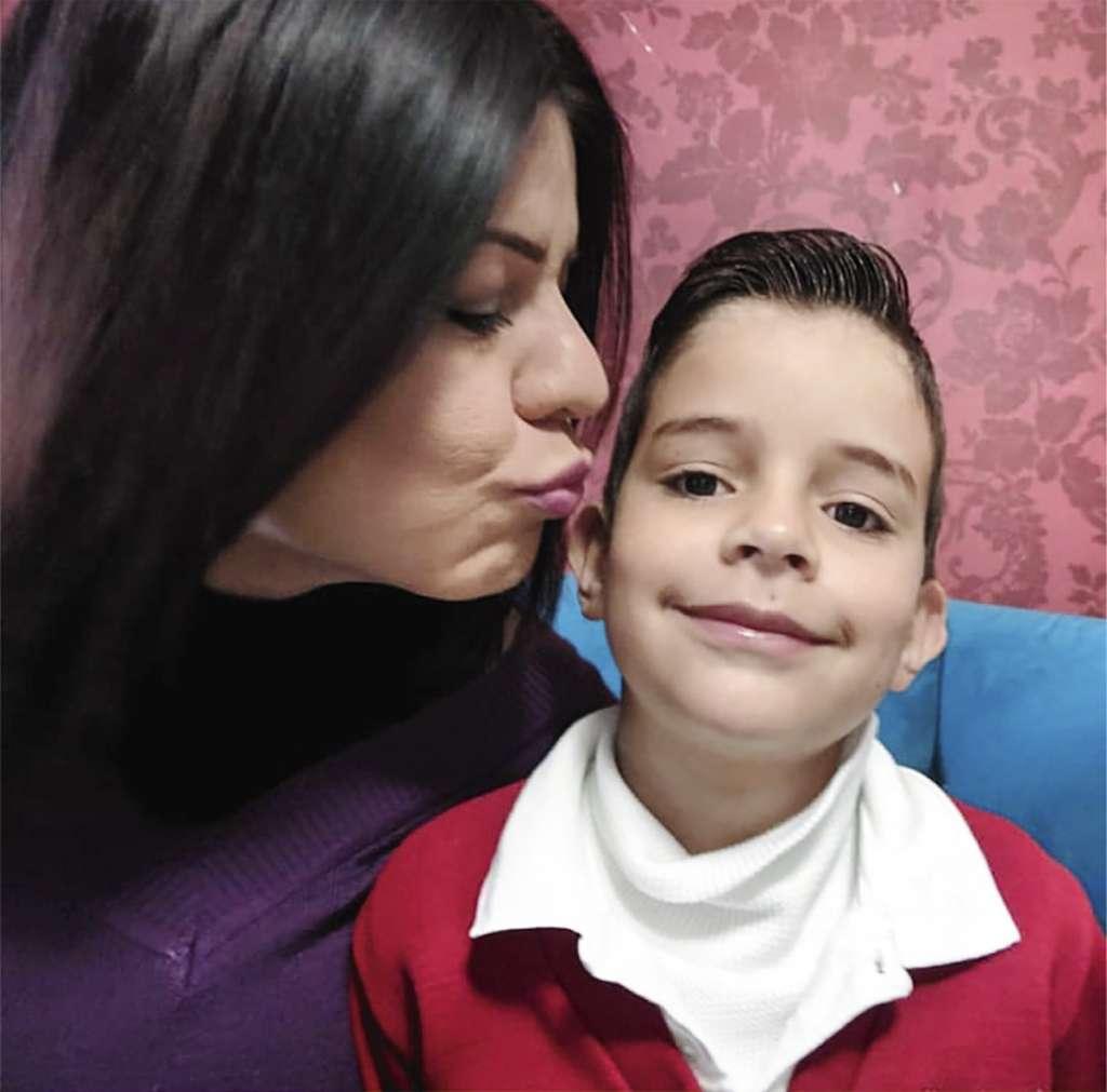 María Estela y Miguel Ángel tienen ya casi tres años viviendo en México.FOTO: ESPECIAL