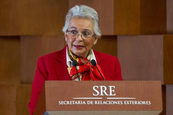 Conferencia de Sánchez Cordero