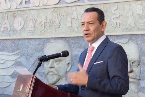 Antonio Enriquez, Encabezó la Subsecretaría Jurídica en el gobierno del priista Ney González.FOTO: ESPECIAL