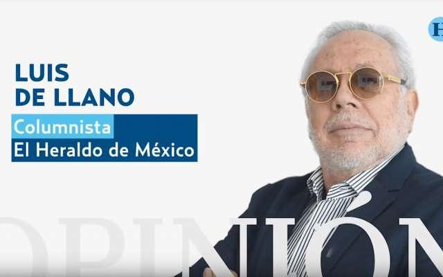 Luis de Llano / #Pop Corner / Heraldo de México