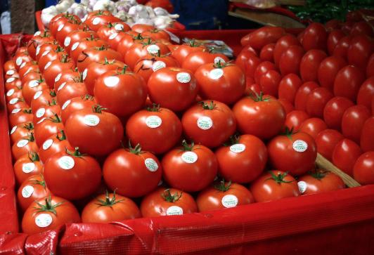 l EU absorbe la mitad de la producción nacional de jitomate.FOTO: ESPECIAL