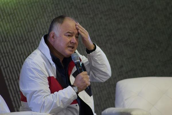 Héctor de Mauleón, quien ya rinde su declaración por los hechos en la Coordinación Territorial Cuauhtémoc 2, había sido amenazado de muerte en 2016, por la columna que publicó en un periódico de circulación nacional. Foto: Cuartoscuro