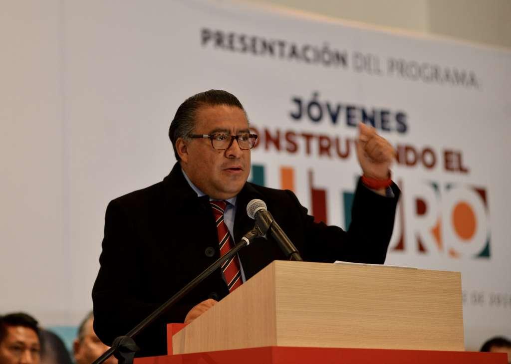 EL funcionario Horacio Duarte nos visitó en las instalaciones e El Heraldo TV