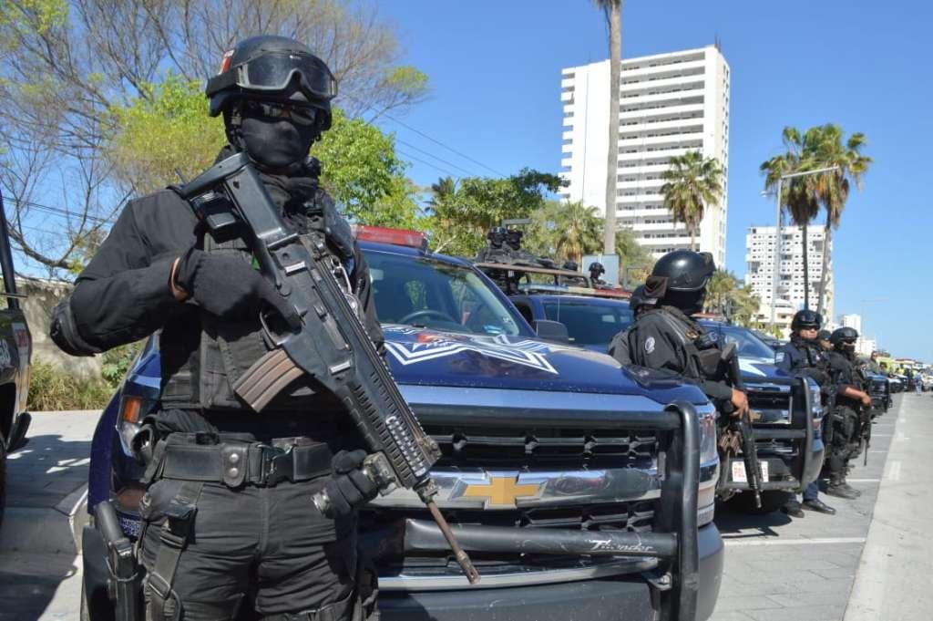 La estrategia de seguridad se enfoca en la atención del delito y reducir los índices delictivos. FOTO: ESPECIAL
