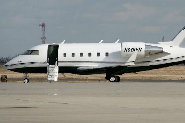 El avión privado cubría la rutaLas Vegas-Monterreydesapareció desde ayer. Foto: Especial