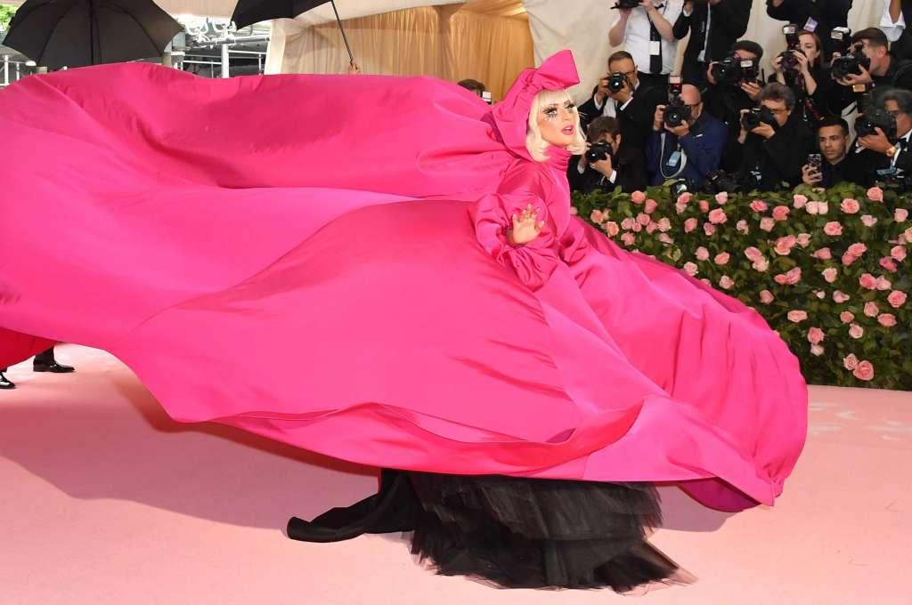 Lady Gaga fue la anfitriona y artista abanderada de la estética