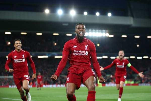 Liverpool acabó con las esperanzas del Barcelona, quien tenía todo para ganar. Foto: UEFA