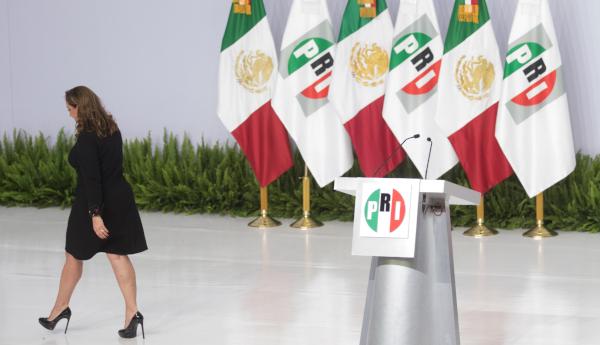 Ruiz Massieu se perfila para dejar el cargo próximamente.