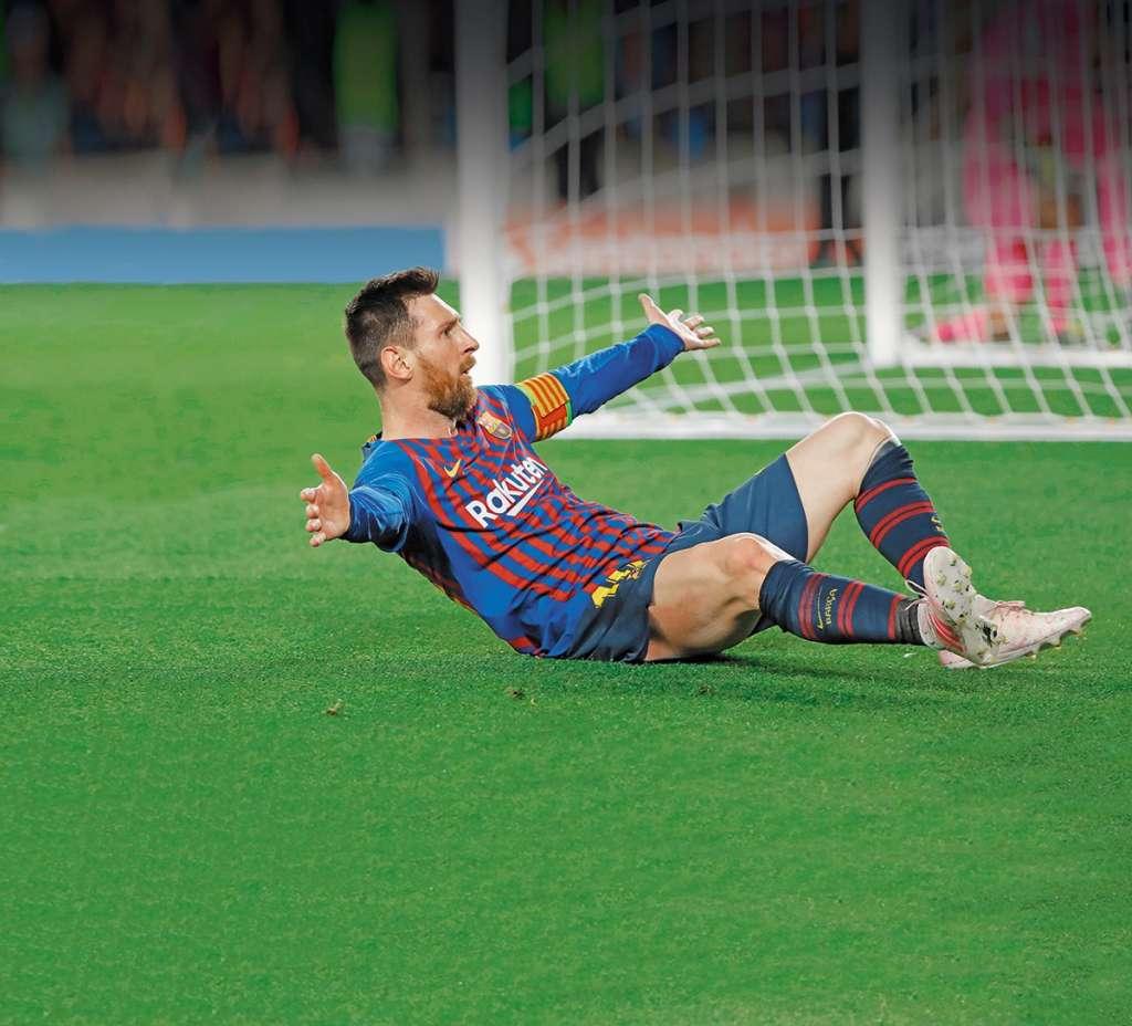 LIONEL MESSI. El argentino es la máxima figura del Barcelona y goleador de la presente edición de la Champions. Foto: Especial