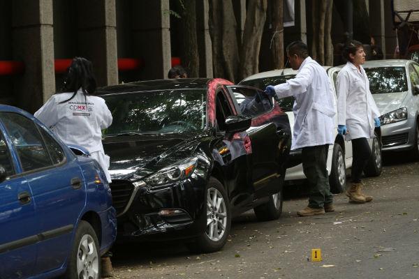Héctor de Mauleón fue atacado en las calles de la colonia Condesa. Foto: Cuartoscuro