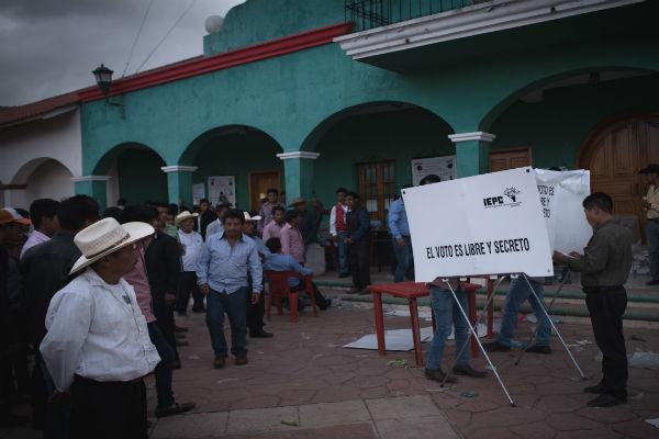 El INE ha puesto especial cuidado a la cadena de custodia de los paquetes electorales y el funcionamiento de las bodegas