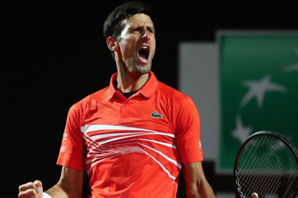 Novak Djokovic sumó su tercera victoria en Roland Garros