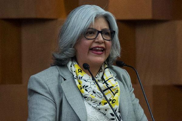 Graciela Márquez, titular de la Secretaría de Economía.   Foto: Especial