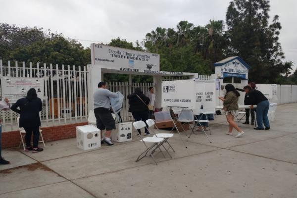 Sólo dos estados, Baja California y Puebla, elegirán gobernador. Foto: Atahualpa Garibay