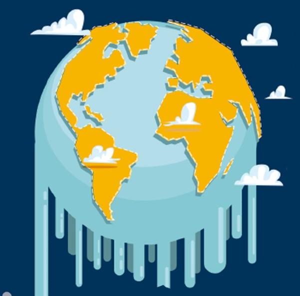 La emisión de gases de efecto invernadero es una de las principales causas del calentamiento global. Foto: Allan G. Ramírez