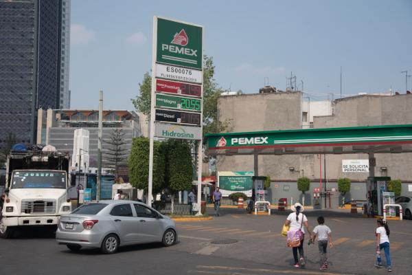 Por marca, la gasolina Premium más cara la ofreció Chevron en 22.86 pesos en promedio. Foto: Archivo | Cuartoscuro