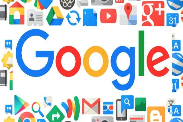 Servicios de Google sufren caída