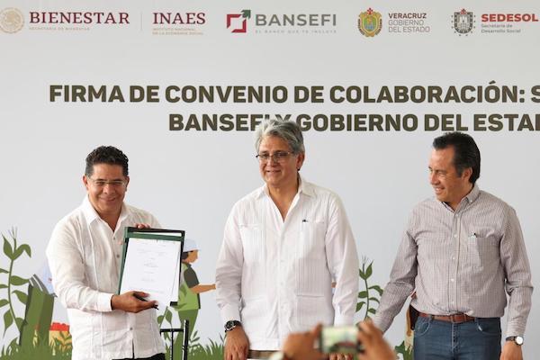 Bansefi-Vercaurz-convenio-Cuitlahuac-Garcia