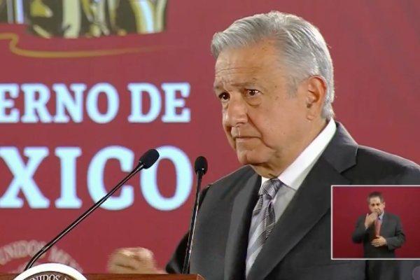 AMLO La Mañanera Arnceles López Obrador Trump