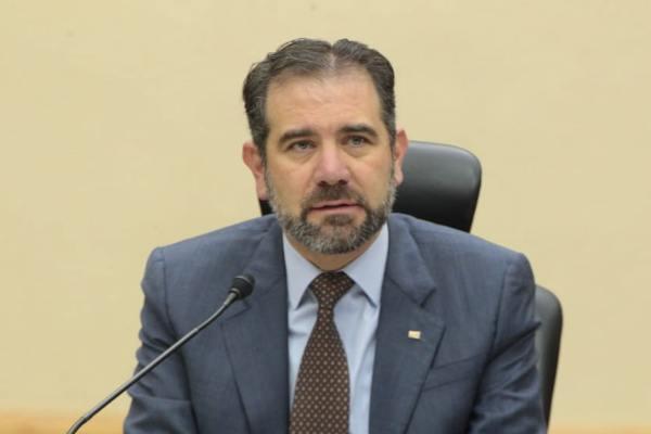 Córdova dijo que no es necesaria una Reforma Electoral a menos que se fortalezca la establecida. Foto: Archivo | Cuartoscuro