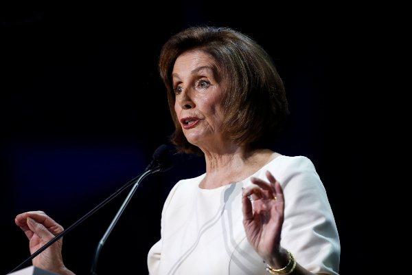 Nancy Pelosi Marcelo Ebrard Aranceles