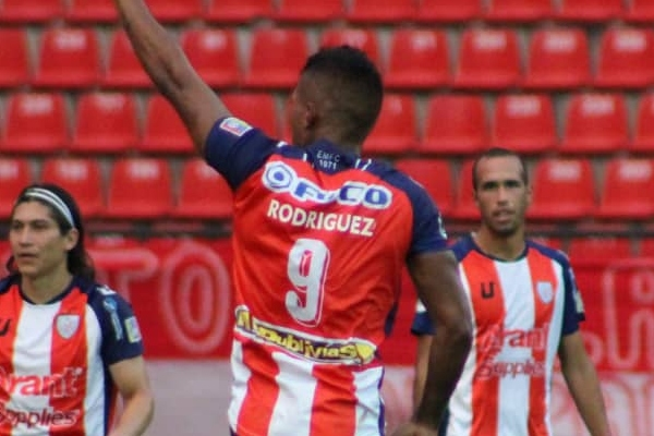 Luz Lorenzo Rodríguez gol en venezuela