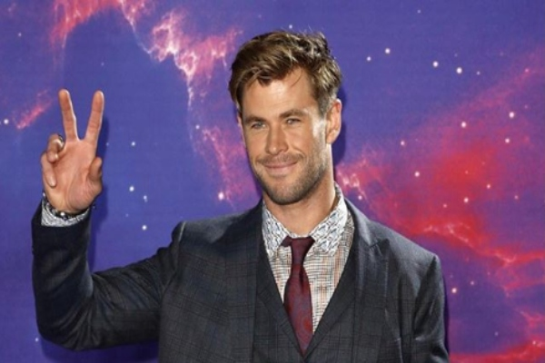Chris Hemsworth se retira de Hollywood. Foto: Especial.