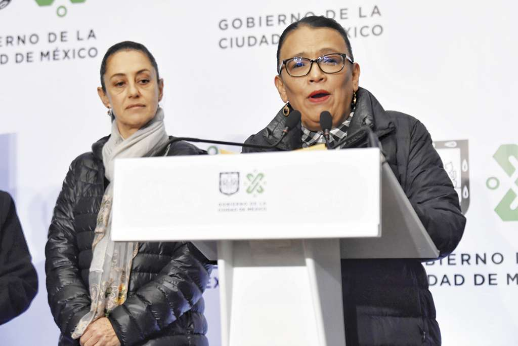 Rodríguez pide sensatez. FOTO: ESPECIAL