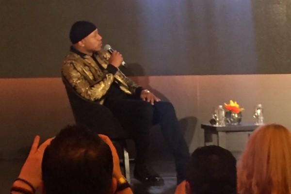 LL Cool J visita méxico para presentar nueva temporada de NCSI: Los Ángeles