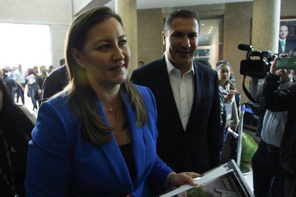 Martha Erika Alonso Rafael Moreno Valle SCT Jiménez Espriú