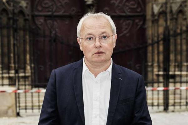 Philippe Villeneuve, el arquitecto que restaura Notre Dame