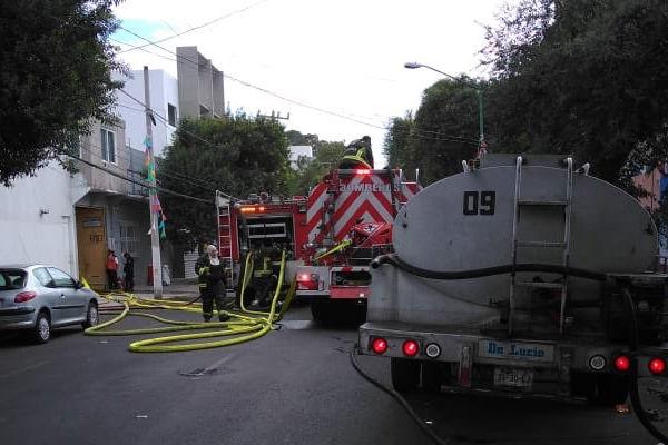 incendio en portales sur ya fue controlado