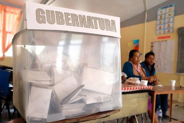 recuento parcial en elecciones puebla