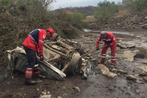Cruz Roja Continúa Con Entrega De Apoyos A Afectados En San Gabriel