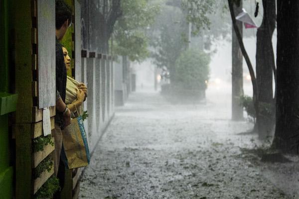 Alerta amarilla por tormentas y granizo en 12 alcaldías de CDMX