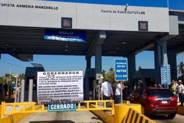 Autopista Armería-Manzanillo