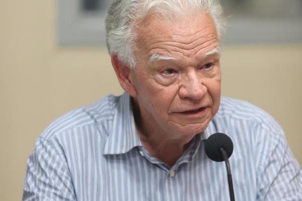 El último mandatario surgido del PRI que tuvo Tabasco regresó la noche del miércoles al estado. Foto: Especial