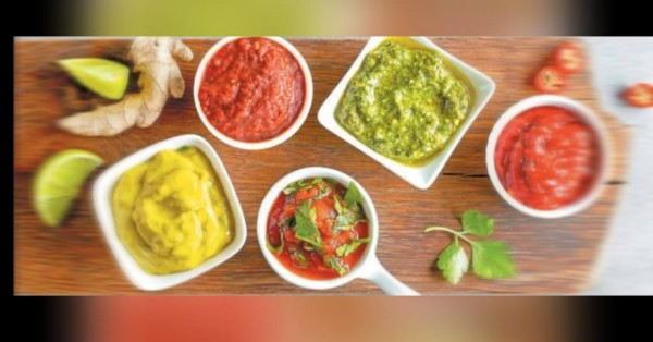 En México existen salsas particulares como la de gusanos de maguey, con chiles de árbol y tomate. Foto: Especial