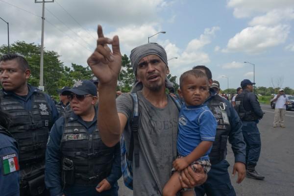 aumenta deportacion de migrantes desde mexico