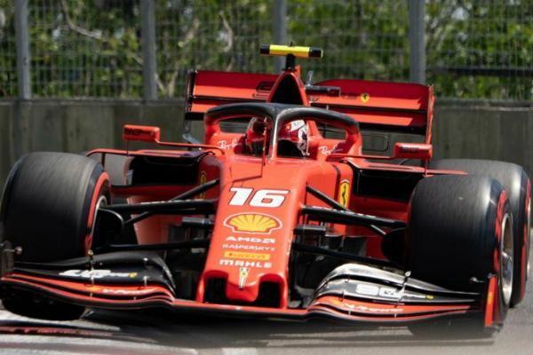 El incidente sucedió porque el Mercedes de Lewis mordió el bordillo a la salida de la curva 9 y perdió el control hasta impactarse. Foto: Especial.