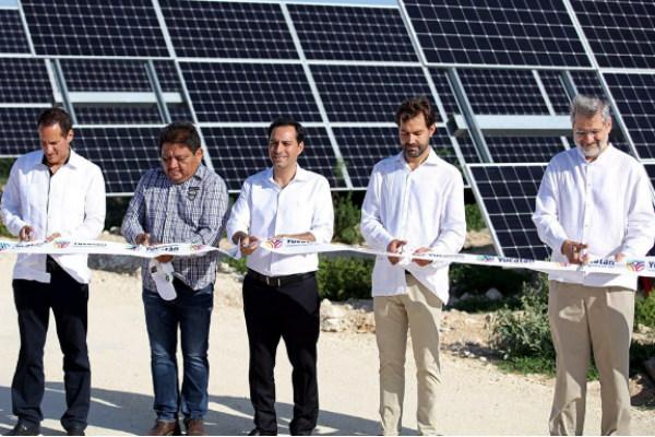 Producirá energía limpia suficiente para satisfacer el consumo de más de 30 mil 000 hogares. Foto: Especial.