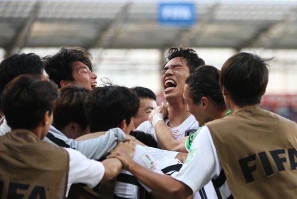 Corea del Sur vence a Senegal